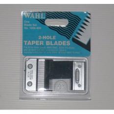 Mata Pisau Wahl 2 Hole Taper Blades Original  Ori