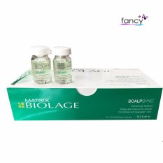 Beli Matrix Biolage Scalptherapie Anti Hair Loss With Aminexil Per Box Baru
