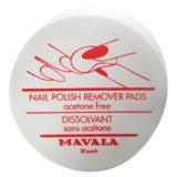 Mavala Nail Polish Remover Pads 30 Buah Diskon Indonesia