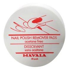 Perbandingan Harga Mavala Nail Polish Remover Pads 30 Buah Mavala Di Indonesia