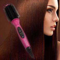 Mawar88Shop Catok Nova Sisir NHC-8810 / Hair Auto Straightener