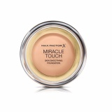Jual Max Factor Miracle Touch Foundation 60 Sand Baru