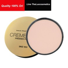 Jual Max Factor Pressed Powder Creme Puff 21G Shade 81 Truly Fair Max Factor Online
