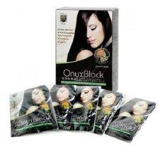 Maya Onyx Black 5's - Shampoo, Pewarna Rambut, Semir Rambut, Cat Rambut