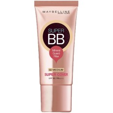 Spesifikasi Maybeline Super Bb Super Cover Foundation Lengkap