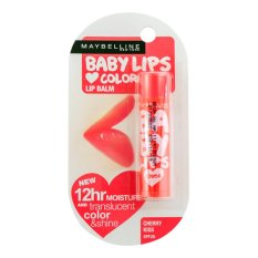 Maybelline Baby Lip Love Color Blister Cherry Kiss