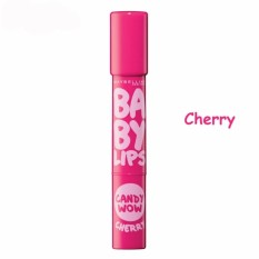 Maybelline Baby Lips Candy Wow - Cherry