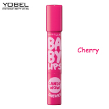 Maybelline Baby Lips Candy Wow Fruity Color Lip Balm Cherry Asli