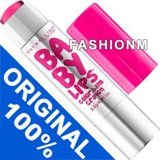 Harga Maybelline Baby Lips Color Balm Crayon Pink Smooch 35 Usa Seken