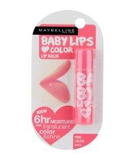 Maybelline Baby Lips Love Color Lip Balm - Pink Lolita