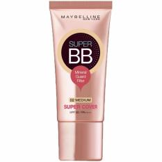 Maybelline BB Cream Super Cover - 02  Medium