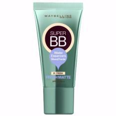 Toko Maybelline Bb Cream Super Fresh Matte 01 Fresh Yang Bisa Kredit