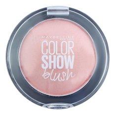 Maybelline Blush Studio Cheeky Glow Woody Rose