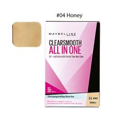 Maybelline Clear Smooth All in One Two Way Cake - REFILL - Honey 04