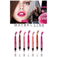 Maybelline Color Sensational Lip Gradation Lipstick Matte Ombre - Pink 1