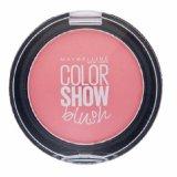 Harga Maybelline Color Show Blush Studio Cheeky Glow Blush On Perona Pipi Seken