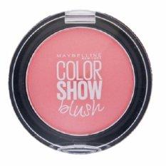 Maybelline Color Show Blush Studio Cheeky Glow Blush On Perona Pipi