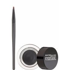 Beli Maybelline Eye Studio Gel Eyeliner Hitam 01 Lengkap