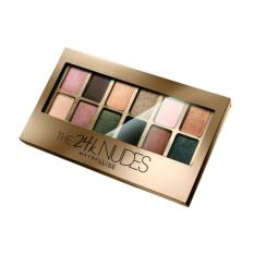 Maybelline Eyeshadow Palette Nudes Gold