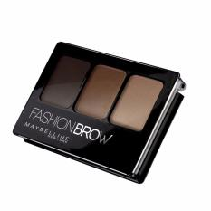 Maybelline Fashion Brow 3D Brow Nose Palettefree Ongkir Maybelline Diskon