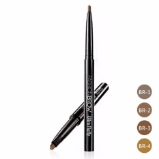 Diskon Maybelline Fashion Brow Ultra Fluffy Eyebrow Gel Pencil Br 4 Branded