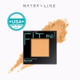 Jual Maybelline Fit Me Matte Poreless Powder 130 Buff Beige