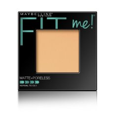 Jual Beli Online Maybelline Fit Me Matte Poreless Powder 130 Buff Beige