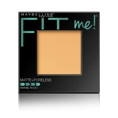 Maybelline Fit Me Matte Poreless Powder 220 Natural Beige Maybelline Diskon 50