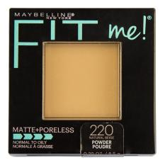 Maybelline Fit Me Matte Poreless Powder Natural Beige