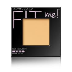 Jual Maybelline Fit Me Set Smooth Powder 120 Classic Ivory Branded