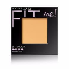 Harga Maybelline Fit Me Set Smooth Powder 220 Natural Beige Maybelline Baru