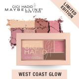 Review Pada Maybelline Gigi Hadid Eyeshadow Palette Cool