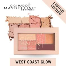 Beli Maybelline Gigi Hadid Eyeshadow Palette Warm Maybelline Murah