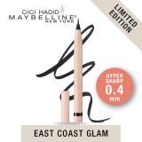 Harga Maybelline Gigi Hadid Hypersharp Liner Black Maybelline Asli