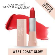 Review Terbaik Maybelline Gigi Hadid Matte Lipstick Khair