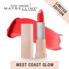 Jual Beli Maybelline Gigi Hadid Matte Lipstick Lani