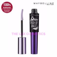 Maybelline Push Up Angel Mascara Very Black Original