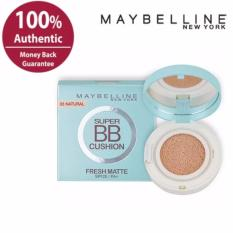 Maybelline Super BB Cushion Fresh Matte 03 Natural Original