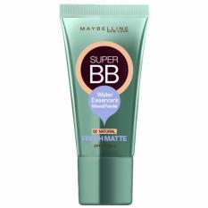 Maybelline Super BB Fresh Matte Cream 30ml (02 Natural)