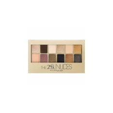 Harga Maybelline The 24K N*d*s Pallete Eye Shadow Gold Maybeline New Product Yang Murah