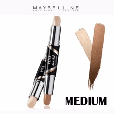 Beli Maybelline V Face Duo Stick 02 Medium Seken