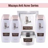 Harga Mazaya Dermo Anti Acne Series 5 Item Mazaya Original