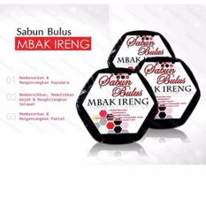 Mbak Ireng Sabun Bulus Original - Hitam / 1Pcs