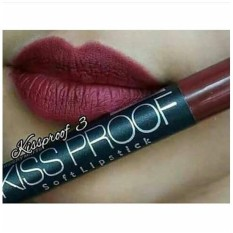 Me Now Kiss Proof Longlasting Soft Matte Creamy Lipstick (No. 03) - 1