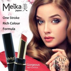 Meika Lipstick Matte Gorgeous - Pink