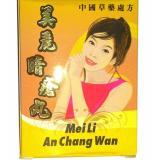 Harga Meili An Chang Wan Obat Jerawat Herbal Alami Original Original
