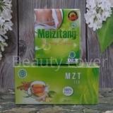 Meizitang Slimming Capsule 30 Kapsul Meizitang Tea 20 Cups Suplemen Pelangsing Menurunkan Berat Badan Efektif Dan Aman Terbaru