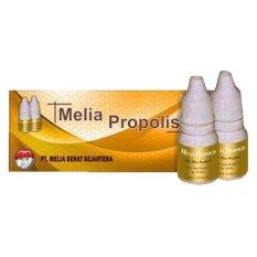 Cuci Gudang Melia Propolis Jaminan 100 Asli Isi 7 Botol Box