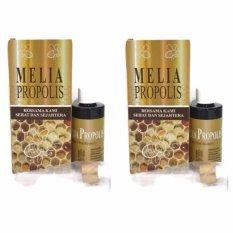 Harga Melia Propolis Jaminan 100 Original Paket 2 Botol 30 Ml Btl Terbaru