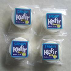Tips Beli Mellius 4 Pcs Original Sabun Kefir Vco Yang Bagus